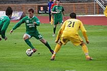 II. liga: FK Baník Sokolov - FC Hlučín