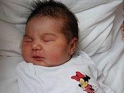 PETRUŠKA HORVÁTOVÁ za Sokolova se narodila 25. března