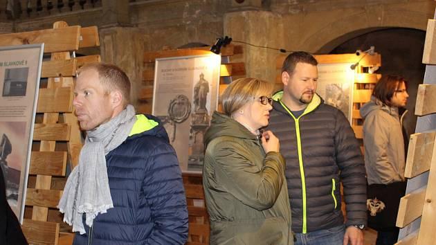 Při Slavnostech sv. Jiří, které se konaly v rekonstruovaném kostele, vystoupili žáci zdejší základní umělecké školy. Návštěvníci rovněž zhlédli výstavu Sochy v Horním Slavkově.