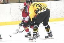 II. hokejová liga: Klatovy - Sokolov