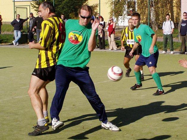 O víkendu se rozjely futsalové soutěže na Sokolovsku.