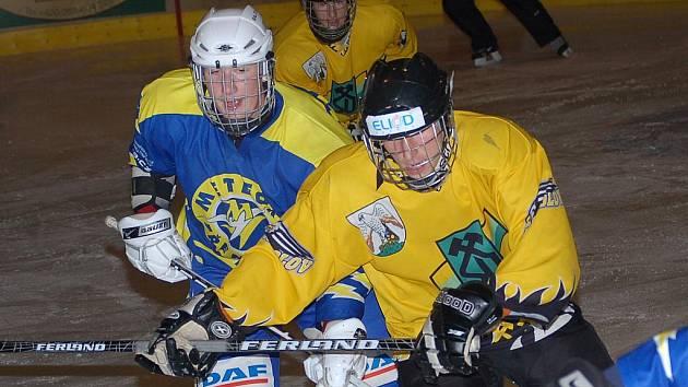 Liga staršího dorostu: HC Baník Sokolov - HC Meteor Třemošná