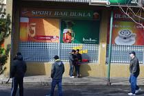 Herna Bar Dukla v Alšově ulici