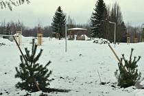 Park na Jižním lomu