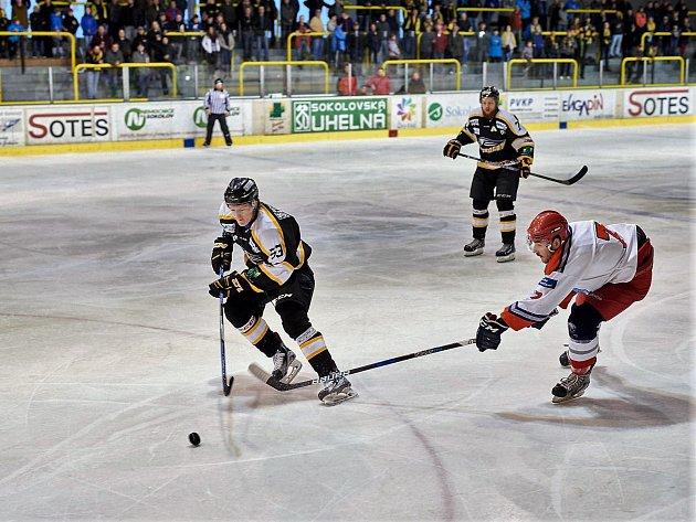 Hokejisté Sokolova vyhráli čtyřikrát po sobě.