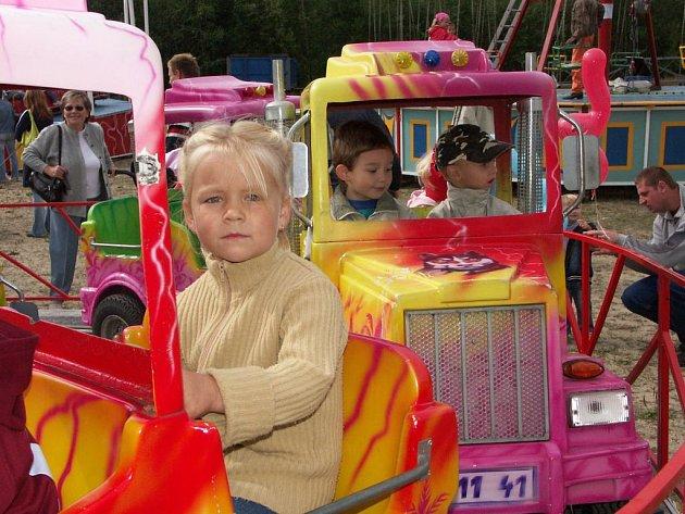 I letos bude Vavřinecká pouť plná dětských atrakcí.