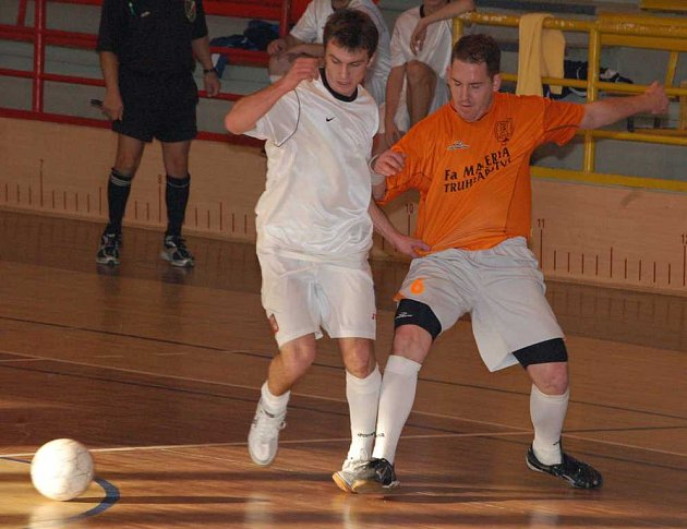 Futsalisté Materie.