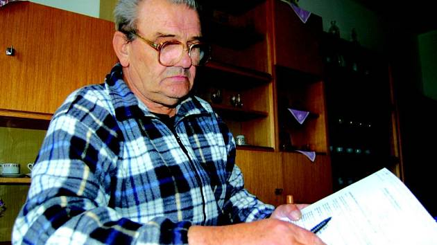 Ivo Bereza se domnívá, že klientům domu s pečovatelskou službou je k úhradě přičítáno i to, co platit nemají
