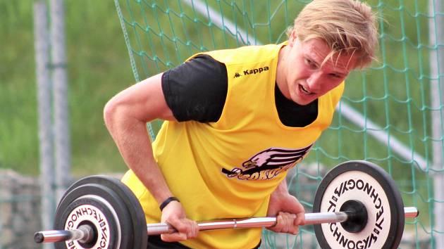 Hokejisté Baníku Sokolov zahájili letní přípravu
