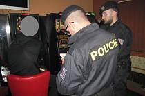 Policejní akce Alkohol.
