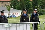Festival politické písně v Sokolově: Open air koncert.