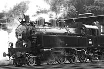 V rámci výročních oslav bude k vidění i velká parní lokomotiva