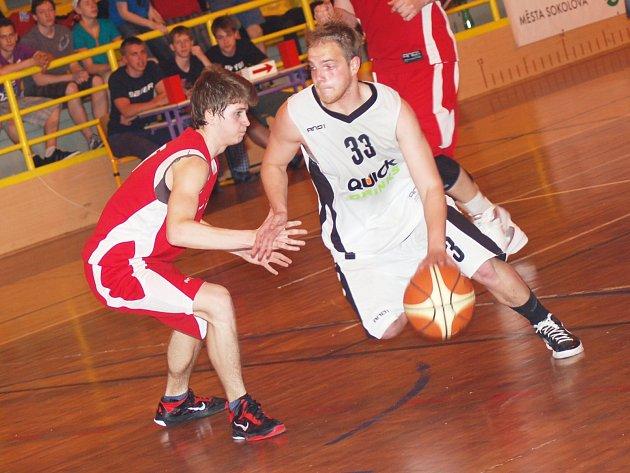 Baráž o postup do druhé basketbalové ligy mužů: BK Sokolov - BK Klatovy 67:60