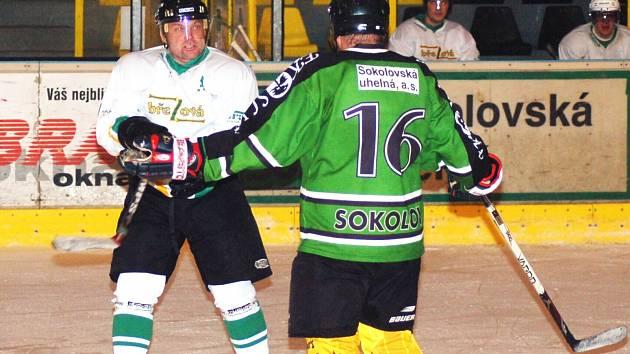 Krajská liga mužů: HC Březová - HC PK Vřesová