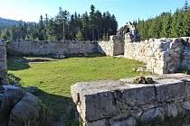 Mystická hora Krudum se nachází nedaleko Horního Slavkova.