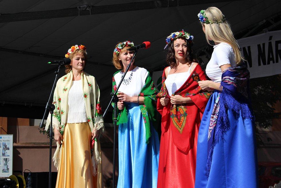 Oslavy Dne horníků, Hornická pouť, v Sokolově.