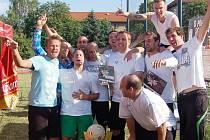 """Futsalový turnaj """"O pohár města Sokolova"""""""