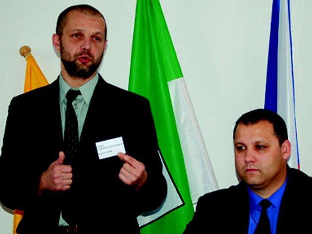 Organizace Člověk v tísni představila v Sokolově své nové programy