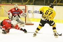 Sokolov na domácím ledě prohrál s Klatovy 0:3