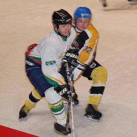 Krajská soutěž: HC Březová 07 - Brimstones Cheb
