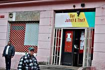 Hornická ulice v Sokolově