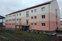 KODUS v Horním Slavkově byl předán do užívání v roce 2017.