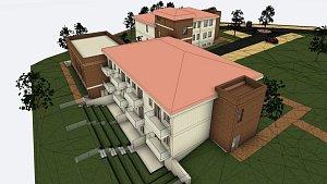 Stavba bytů začala