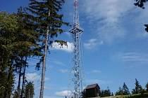 Krudum je rozhledna, která se nachází na jihovýchodním vrcholu hory Krudum ve Slavkovském lese v Karlovarském kraji.