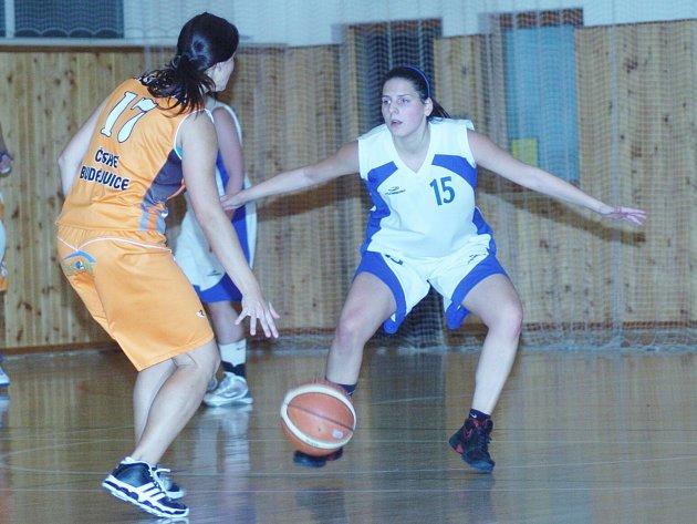 II.liga basketbalistek: BCM Sokolov- České Budějovice