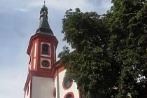 SVATÝ VÁCLAV je patronem loketského kostela, a tedy i celého města. Právě zde se v neděli koná varhanní koncert.