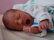 NIKOLAS KANÁLOŠ z Kraslic se narodil 10. dubna