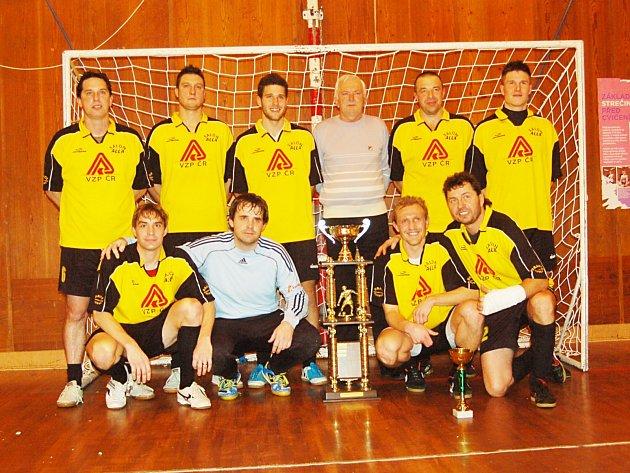 Draci Karlovy Vary, vítěz 15. ročníku březovského turnaje
