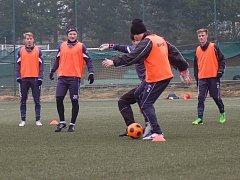 Fotbalisté Sokolova zahájili zimní přípravu