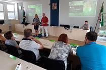 V Sokolově proběhlo veřejné projednávání studie dalšího rozvoje města směrem na Hruškovou.