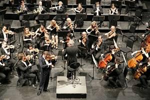 Karlovarský symfonický orchestr.