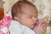 Bára Křížková z Bukovan se narodila 26.11.2018