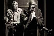 Politika se nás dotýká v celém našem životě, proč by se tedy neměla dotknout i divadla, myslí si režisér hry