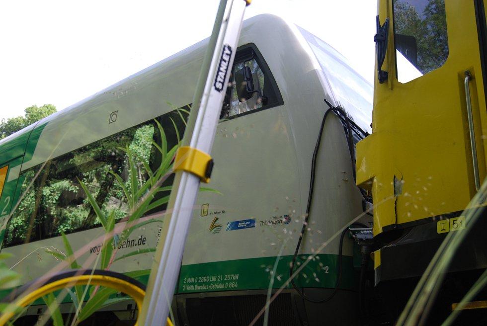 Srážka vlaků u Rotavy