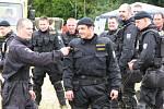 Den s integrovaným záchranným systémem v Habartově - 1. část.