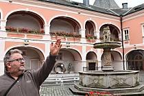 Sokolovské muzeum má po desítkách let k dispozici celý zámek.
