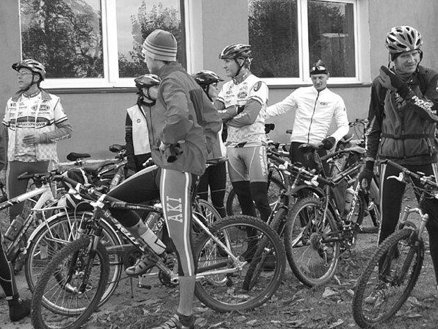 Vybraní cyklisté dostanou odměny.