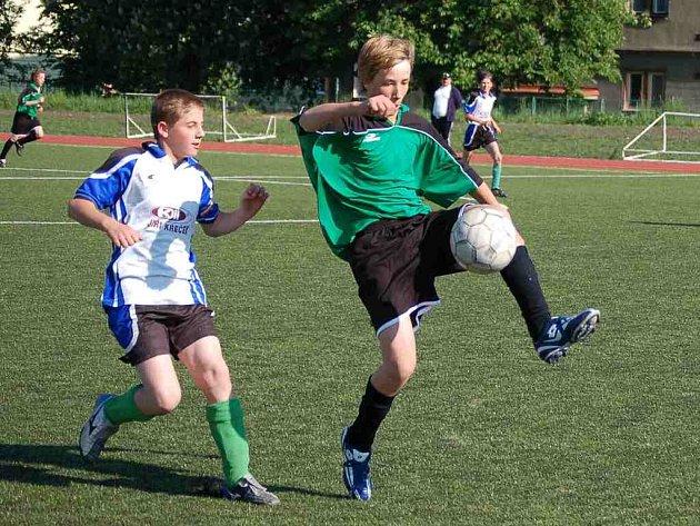 Okresní fotbalové soutěže za pomalu chýlí ke konci.