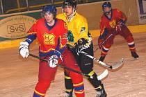 I. liga juniorů: HC Baník Sokolov - Hvězda Praha