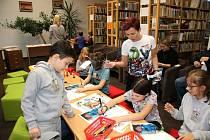 Komiksové odpoledne ve slavkovské knihovně