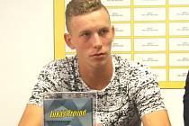 Nová posila FK Baník Sokolov Lukáš Provod