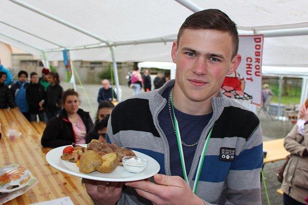 Gastro soutěž v Kraslicích.