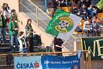 II. fotbalová liga: Baník Sokolov - Fotbal Třinec
