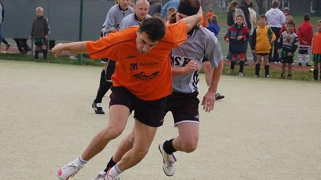 Futsal na Sokolovsku.