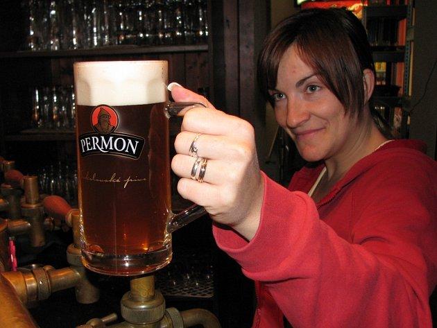 Pivo Permon.