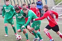 Česká liga dorostu U19: FK Baník Sokolov - SKP České Budějovice